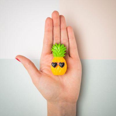 Cadeaux rigolos - Baume à lèvres Vibe Squad Ananas