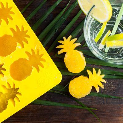 Été - Moule à glaçons Ananas
