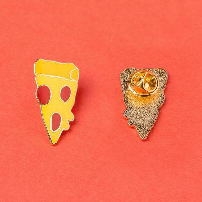 Idées cadeaux pour mettre dans le calendrier de l'avent - Pin's Part de Pizza