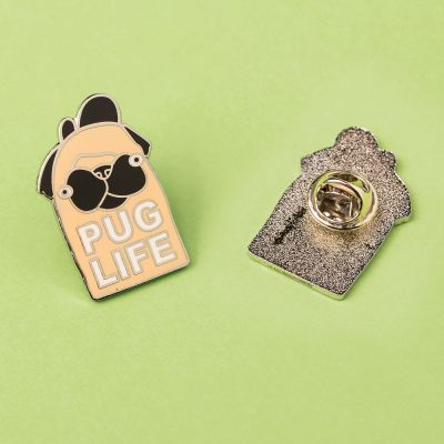 Accessoires - Pin's Pug Life