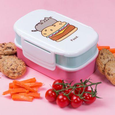 Idées cadeaux pour mettre dans le calendrier de l'avent - Ensemble de Lunch Box Pusheen