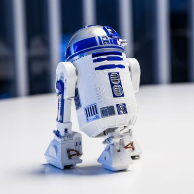 L'univers Star Wars - Droïde Star Wars R2D2 Sphero