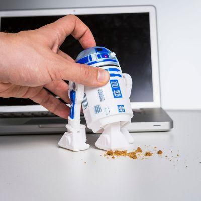 L'univers Star Wars - Aspirateur de bureau R2D2
