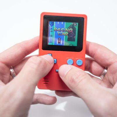 Idées cadeaux pour mettre dans le calendrier de l'avent - Mini Console de Jeu Rétro