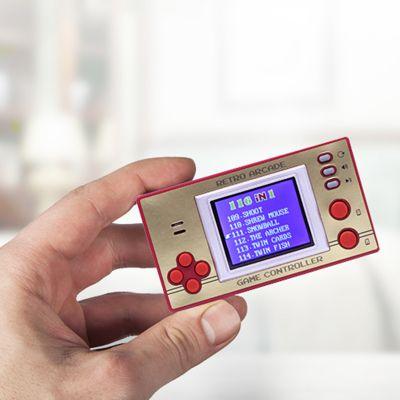 Objets Rétro & Vintage - Mini Console de jeux Rétro Arcade