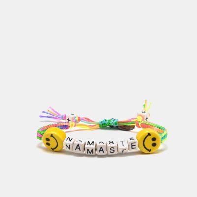 Idées cadeaux pour mettre dans le calendrier de l'avent - Bracelet Namasté