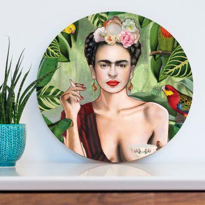 Cadeau maman - Planche à découper Frida