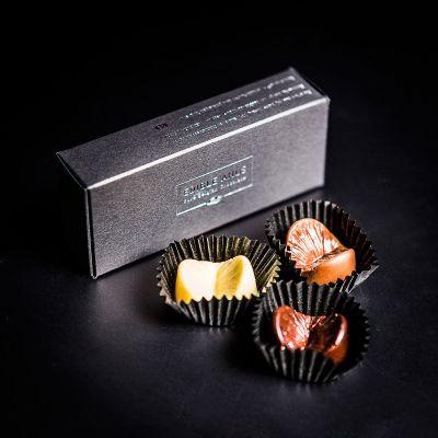 Bonbons - Anus en chocolat