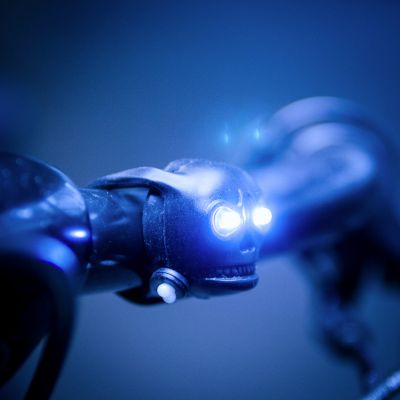 Gadgets & High-Tech - Lumière de vélo Crâne