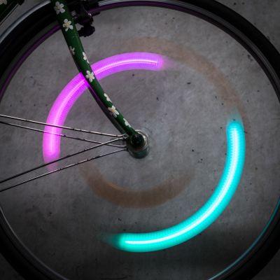 Sports Fun & Fitness - Lumières de Vélo SpokeLit