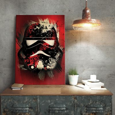 Décoration & Mobilier - Poster métallique Star Wars – Stormtrooper Splatter