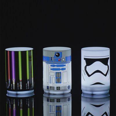 Films & Télévision  - Mini-lampes Star Wars