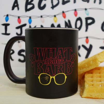 Films & Télévision  - Tasse Thermosensible What About Barb