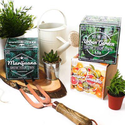 Cadeau maman - Kit de Jardinage Urbain