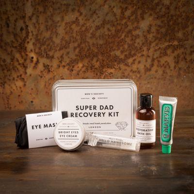Cadeau anniversaire papa - Kit de rétablissement Super Daddy