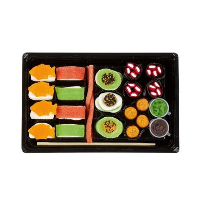 Cadeau 18 ans - Bonbons Sushi