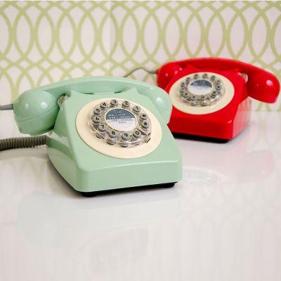 Cadeau fête des mères - Téléphone Vintage