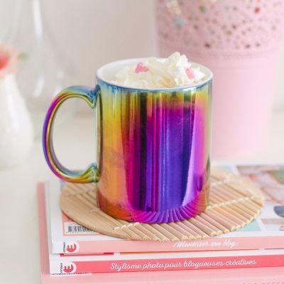 Verres & Mugs - Tasse Iridescente