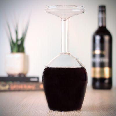 Cadeaux rigolos - Verre à Vin inversé