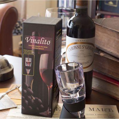 Accessoires de bar - Vinalito - l'aérateur de vin