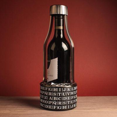 Cadeau Saint Valentin Homme - Vino Vault Cryptex