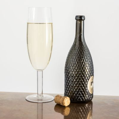Cadeau 18 ans - Flûte à Champagne XL (0,75L)