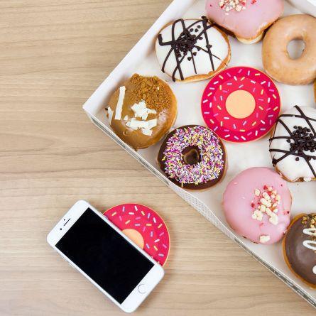 Chargeur sans fil Donut