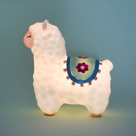 Veilleuse Lama