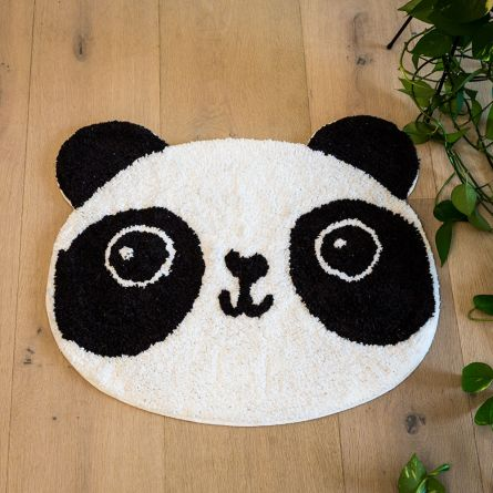 Tapis de bain Panda