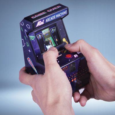 Jeux & Farces - Mini Borne d'Arcade - 240 en 1
