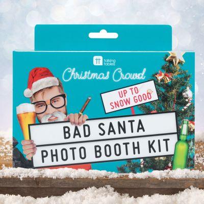 Décoration & Mobilier - Kit-Photo Bad Santa pour Noël