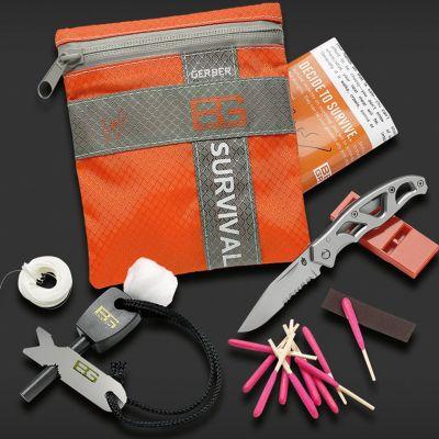 Accessoires de Camping & Outdoor - Kit de survie de Bear Gryll