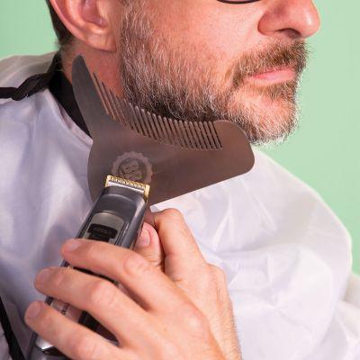 Salle de bains - Accessoire pour tailler sa barbe