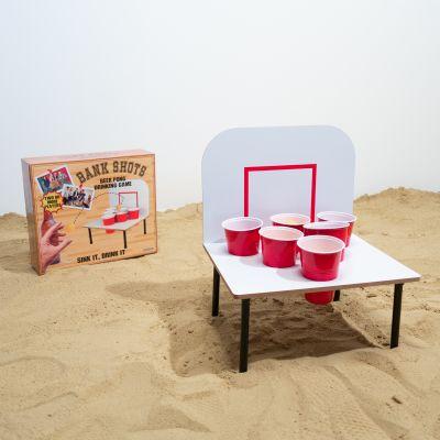 Jeux & Farces - Jeu Beer Pong Basketball Pong