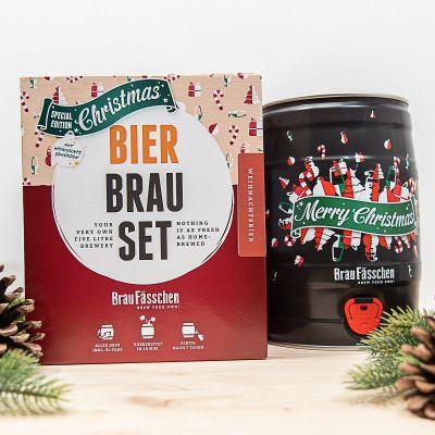 Cadeau pour son copain - Bierbrau Set Edition de Noël