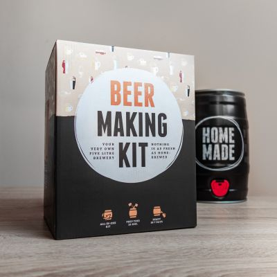 Plaisirs gustatifs - Set de brassage de bière Pils