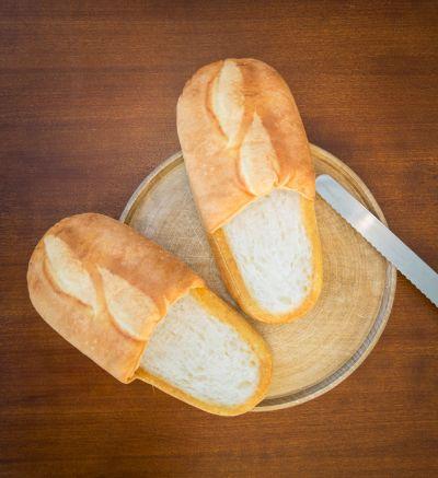 Vêtements & Accessoires - Chaussons en forme de pain