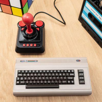 Ordinateur & Gadgets USB - Console de Jeu The C64 Mini