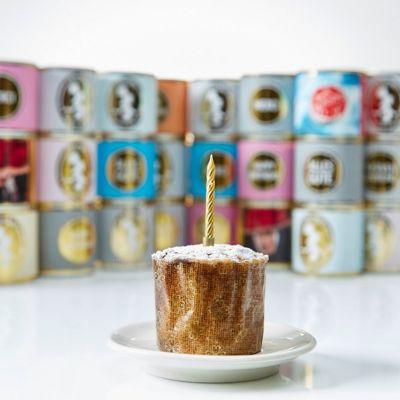 Sale - Gâteaux en Boîte de Conserve