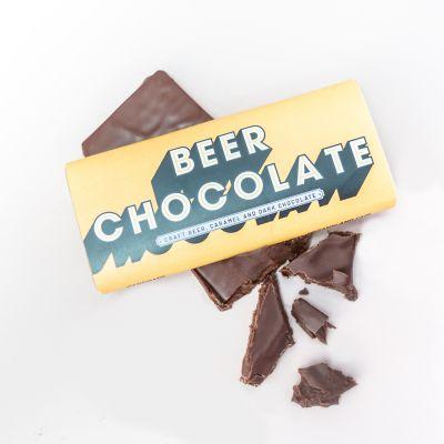 Chocolats exclusifs - Chocolat Bière