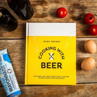 Cadeau pour son copain - Livre de Cuisine Bière