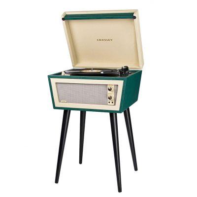Enceintes & Écouteurs - Platine Vinyle Crosley Sterling avec Bluetooth