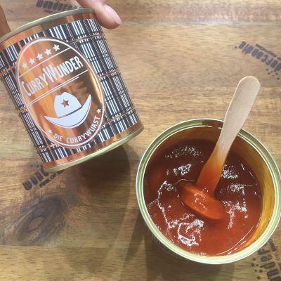 Plaisirs gustatifs - Currywurst en Boîte CurryWunder