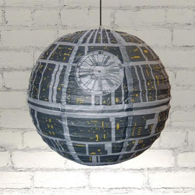 Sale - Abat-Jour Star Wars - Étoile de la Mort