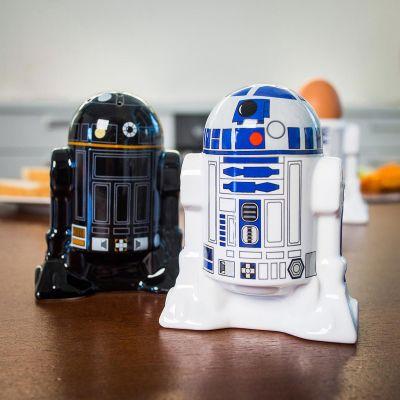 Cadeaux de Noël pour enfants - Salière et poivrière Star Wars - R2D2 et R2Q5
