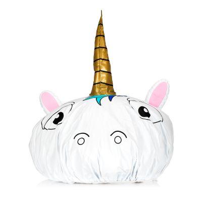 Cadeau crémaillère - Bonnet de douche Licorne