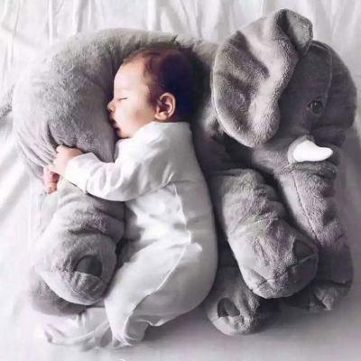 Cadeau Enfant - Coussin éléphant
