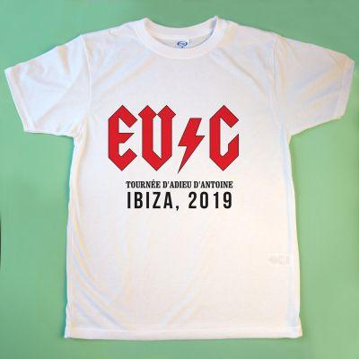 Vêtements & Accessoires - T-Shirt Personnalisable avec Texte