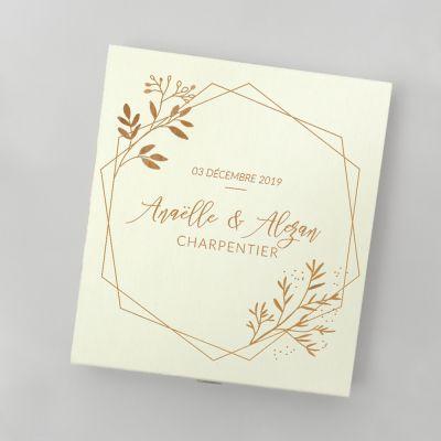 Cadeau 50 ans - Boîte de Chocolats pour Couples