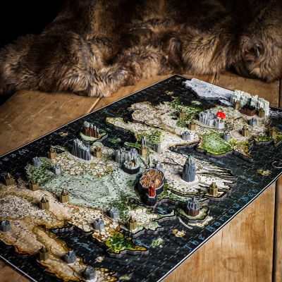 Jeux & Farces - Puzzle 3D Game of Thrones
